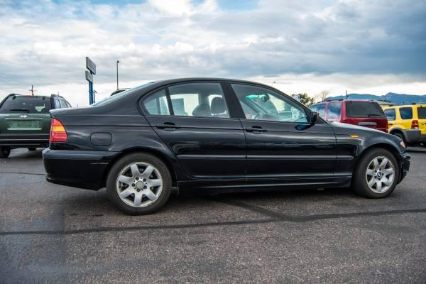 02 BMW 325XI AWD
