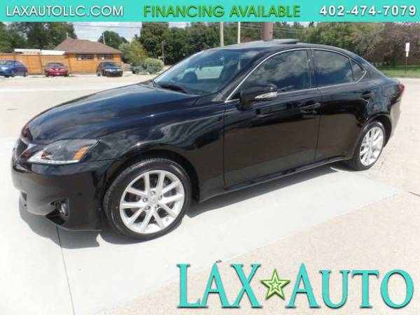 2012 Lexus IS 250 * IS250 AWD * Only 36,123 Miles!
