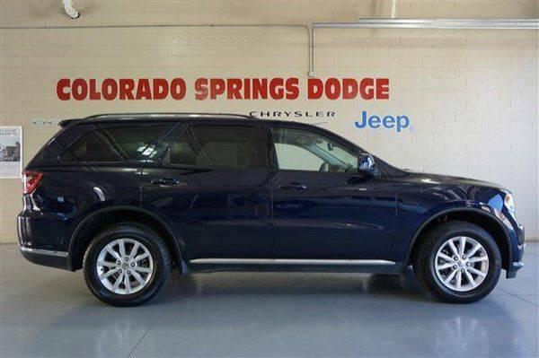 2015 *Dodge* *Durango* SXT