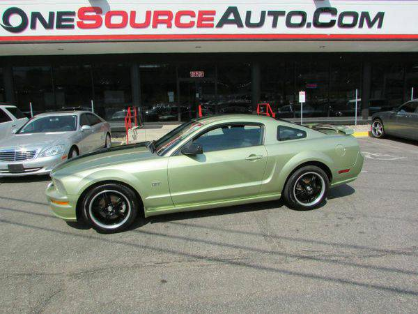 2005 *FORD* *MUSTANG* GT