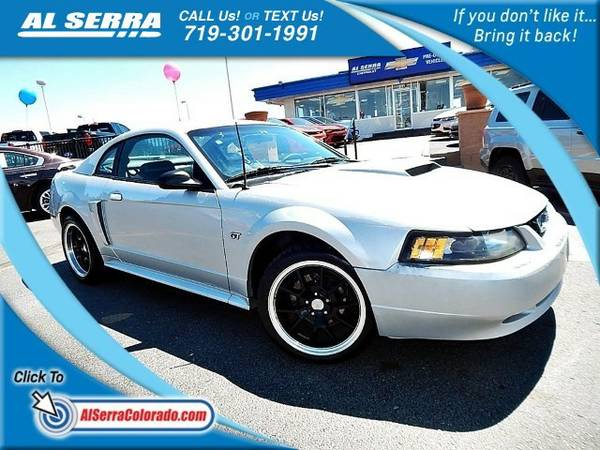 2003 Ford Mustang GT Coupe Mustang Ford