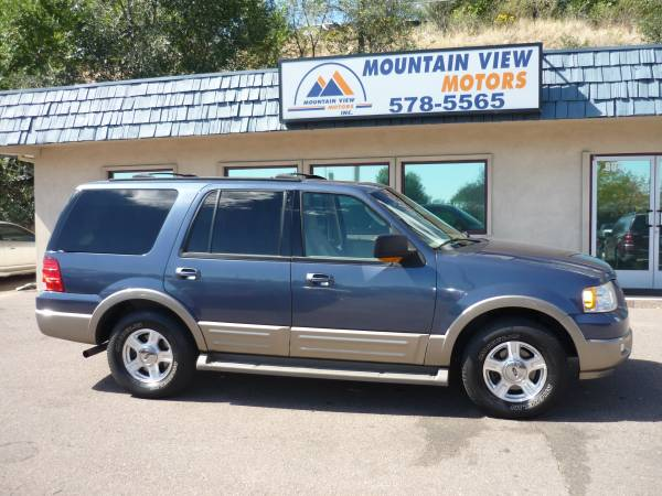04 Ford Expedition Eddie Bauer loaded 4x4