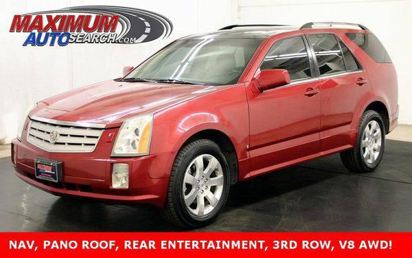 2008 *Cadillac* *SRX* V8