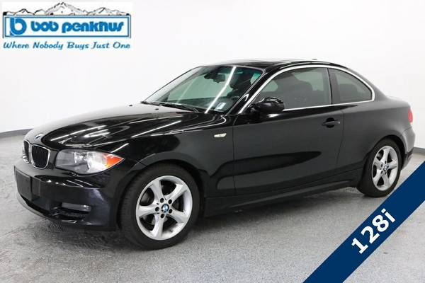 2009 BMW 1 Series 2D Coupe 128i
