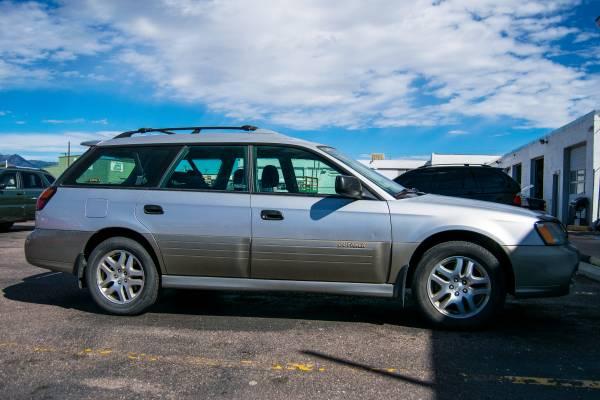 03 Subaru Legacy