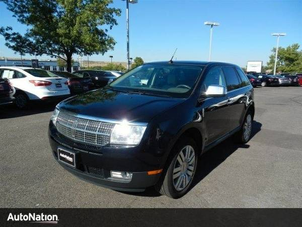 2009 Lincoln MKX SKU:9BJ09078 SUV