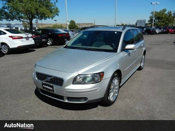 2006 Volvo V50 2.5L Turbo SKU:62167021 Station Wagon