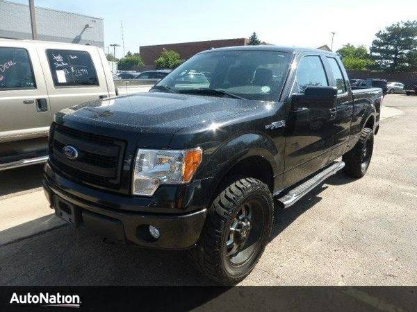 2013 Ford F-150 XLT SKU:DFD55888 Ford F-150 XLT SuperCab