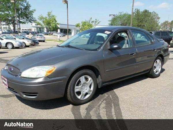 2005 Ford Taurus SE SKU:5A111343 Sedan