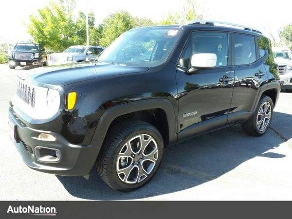 2016 Jeep Renegade Limited SKU:GPC86825 Jeep Renegade Limited SUV