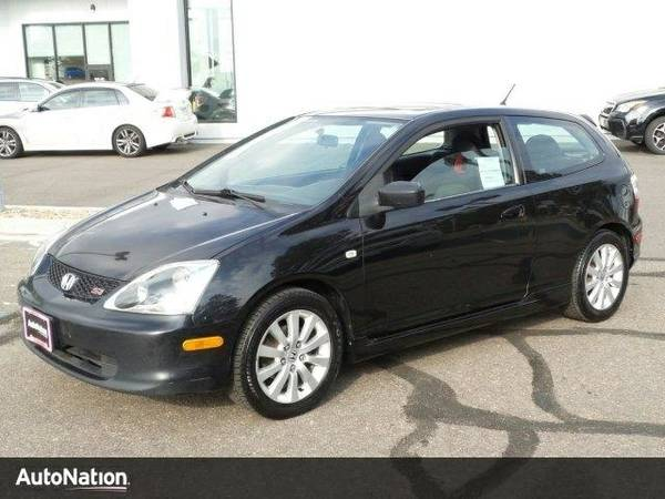 2004 Honda Civic Si SKU:4U501072 Hatchback