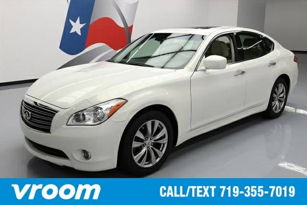 2013 Infiniti M37 7 DAY RETURN / 3000 CARS IN STOCK