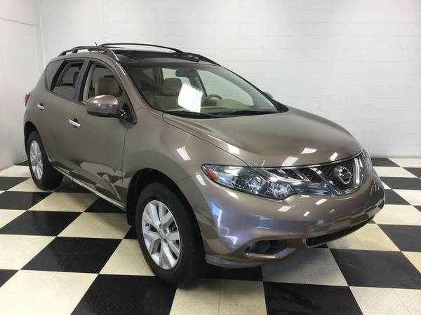 2012 NISSAN MURANO SV LOW PRICE FULLY LOADED!! SUPER NICE!