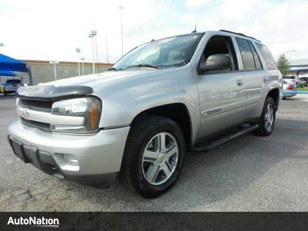 2004 Chevrolet TrailBlazer LT SKU:42409640 Chevrolet TrailBlazer LT SU