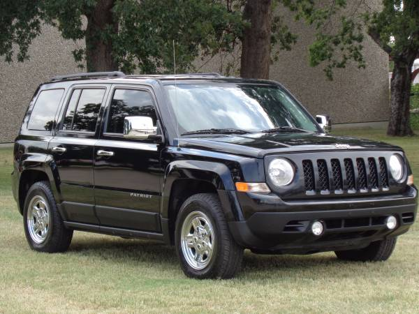 2012 Jeep Patriot Sport No Accident 76k HWY Top Condition Final SALE