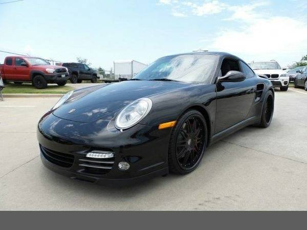 2012 Porsche 911 Turbo SKU:CS766313 Coupe