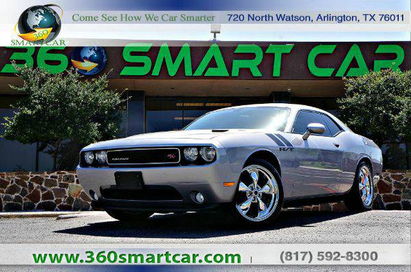 2014 *Dodge* *Challenger* R/T - Over 500 vehicles to choose from!!!
