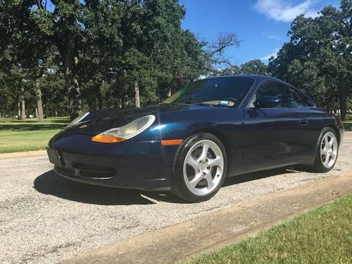 1999 Porsche 911 Carrera 2 75k Extra Clean