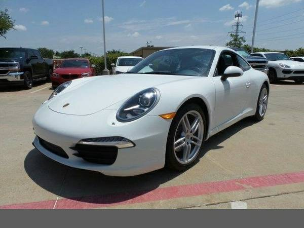 2013 Porsche 911 SKU:DS106336 Coupe