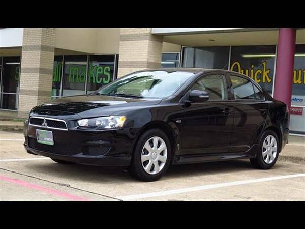 *2015 Mitsubishi Lancer*Low miles*Bad credit*No Credit*Low Down!!!