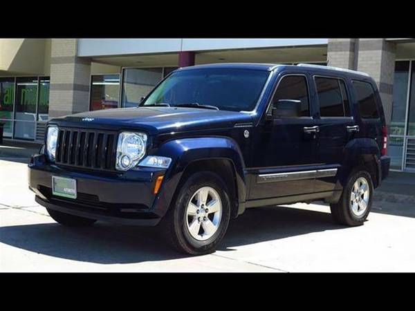 *2012 Jeep Liberty 4WD*Clean Carfax**Bad Credit No Problem**500Down**