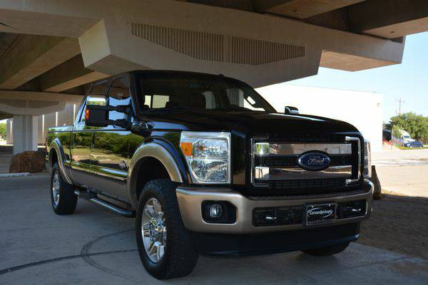 2011 *Ford* *F-250* King Ranch