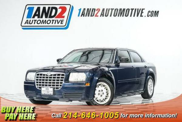 2006 Chrysler **AM/FM/CD**CLOTH UPHOLSTERY**AUTOMATIC** Our...