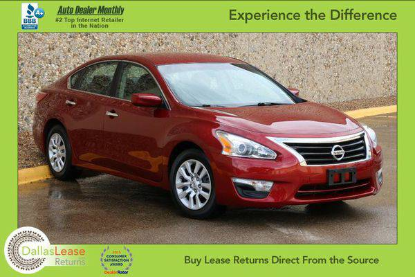 Certified 2013 *Nissan* *Altima* 2.5 S - 700 Vehicles Monthly - Bad Cr