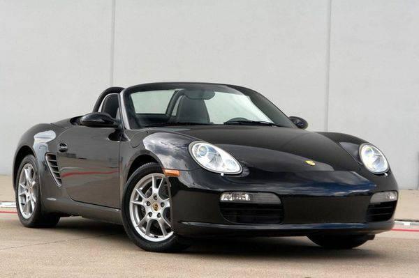 2006 *Porsche* *Boxster** *Tiptronic** *Bose** *EZ* *Finance***