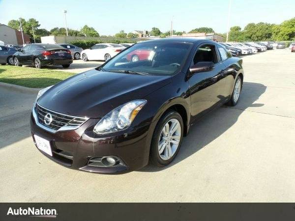 2013 Nissan Altima 2.5 S SKU:DC136141 Nissan Altima 2.5 S Coupe