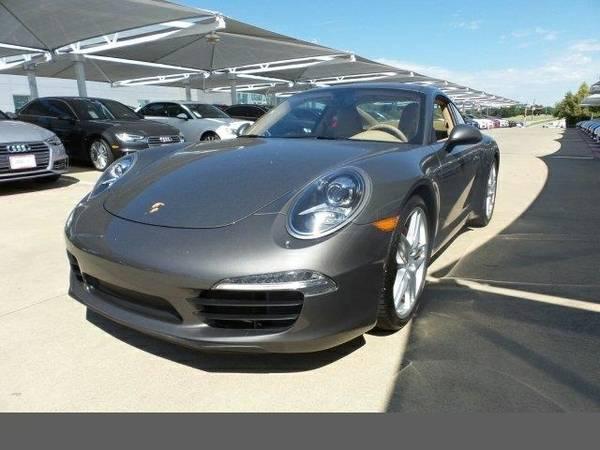 2014 Porsche 911 S SKU:ES120290 Coupe