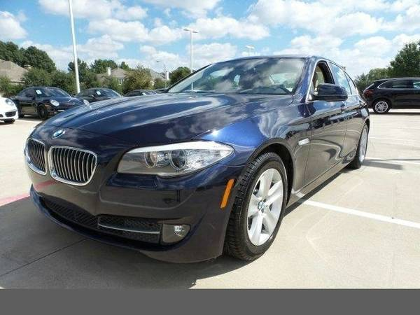 2011 BMW 528 528i SKU:BDS35677 Sedan