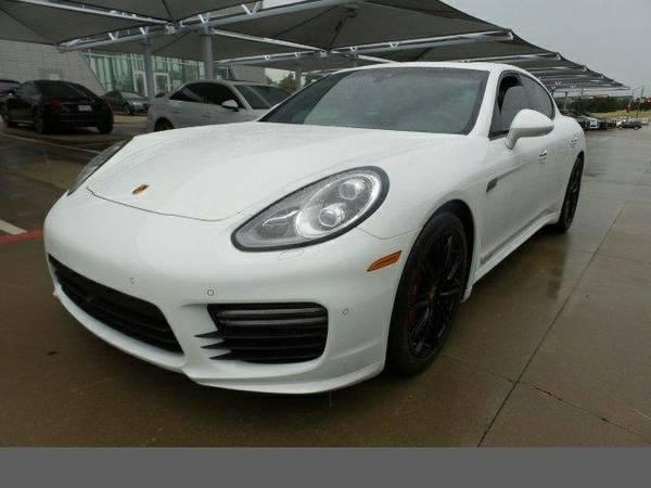 2015 Porsche Panamera GTS SKU:FL080441 Hatchback