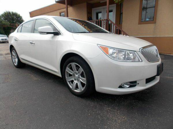 2010 *Buick* *LaCrosse* CXL AWD - GET APPROVED TODAY!