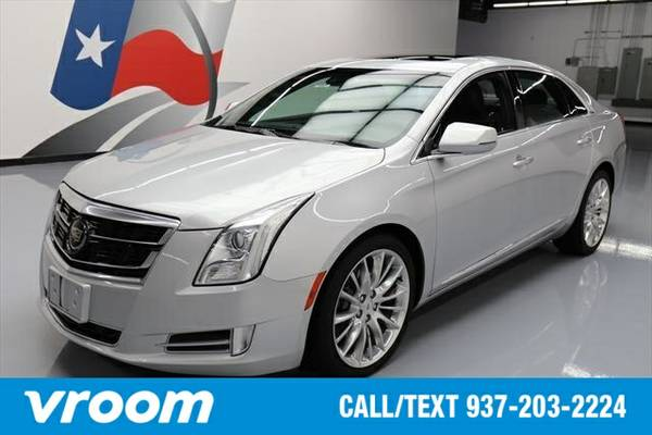 2014 Cadillac XTS AWD Vsport Platinum 4dr Sedan w/1SL Sedan 7 DAY RETU