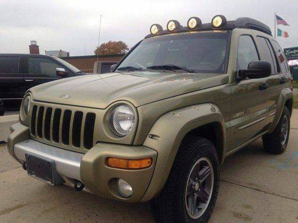 2003 *Jeep* *Liberty* Renegade -LOW DOWN EVERY1 DRIVES!!