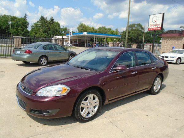 2007 *Chevrolet* *Impala* LTZ