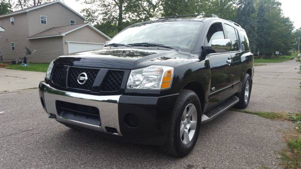 2005 Nissan Armada Clean, mint condition
