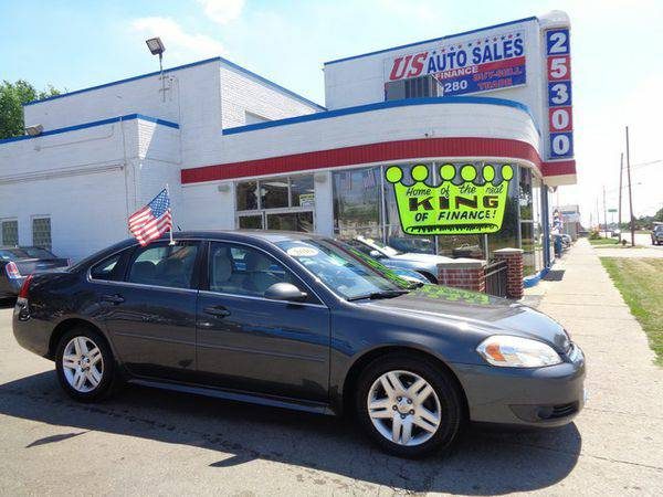 2010 *CHEVROLET* *IMPALA* LT -BAD CREDIT NO PROBLEM! YOU'RE APPROV