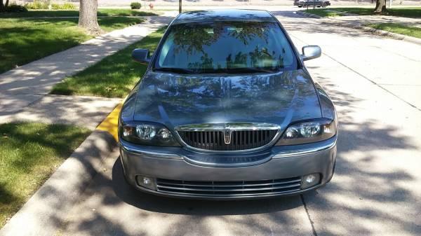 2004 Lincoln LS V6