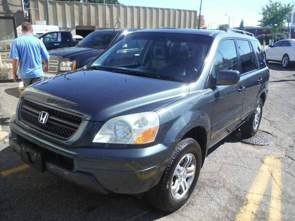 2005 *Honda* *Pilot* EX-L 4dr 4WD SUV w/Leather - $495 Down