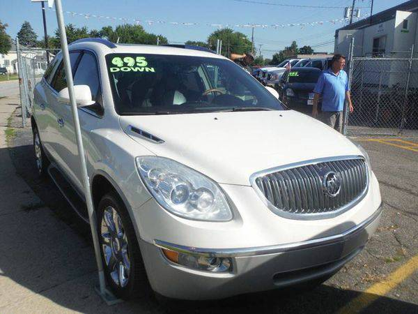 2008 *Buick* *Enclave* CXL AWD 4dr SUV - $495 Down
