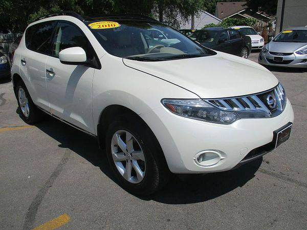 2010 *Nissan* *Murano* *$499 Down Drives Today!*