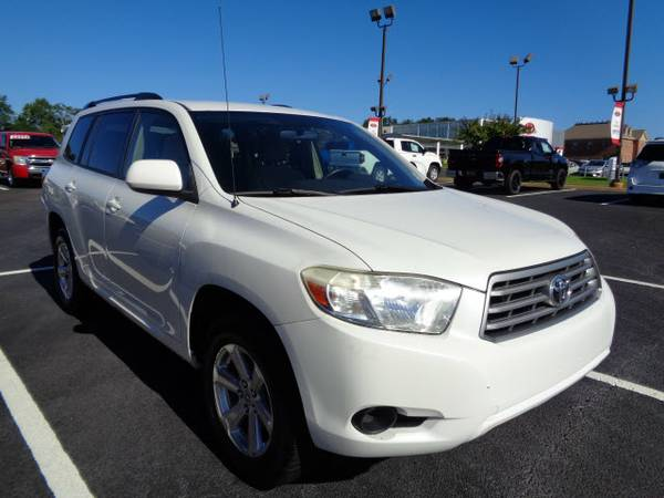 2009 Toyota Highlander Base 4dr SUV