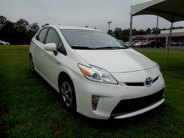 2012 Toyota Prius Two 4dr Hatchback Two