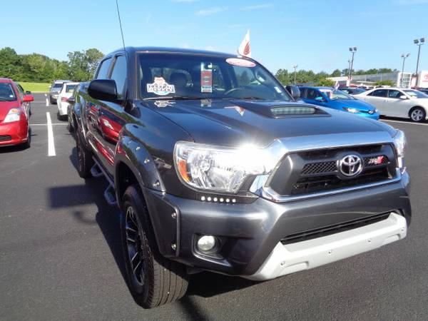 Certified: 2013 Toyota Tacoma 4x4 V6 4dr Double Cab 5.0 ft SB 5A V6