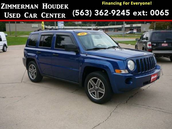 2009 *Jeep Patriot* Sport 4WD - GOOD OR BAD CREDIT!