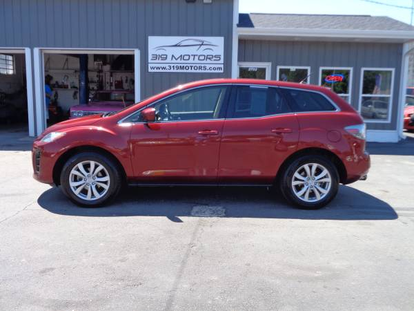 2011 MAZDA CX7 AWD ONE OWNER