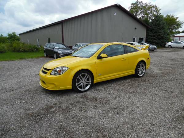 2009 Chevy Cobalt SS Turbocharged - Low miles