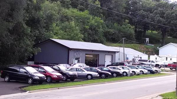 QUALITY AUTO SERVICED AND WARRANTIED USED VEHICLES